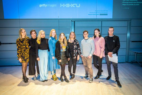 Young Lions Finland 2018 awards